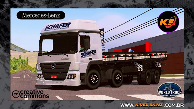 ATEGO - SCHAFER TRANSPORTES