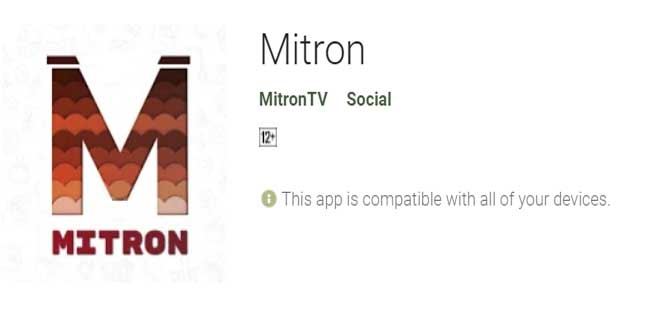 Mitron App, Is Back on Google Play