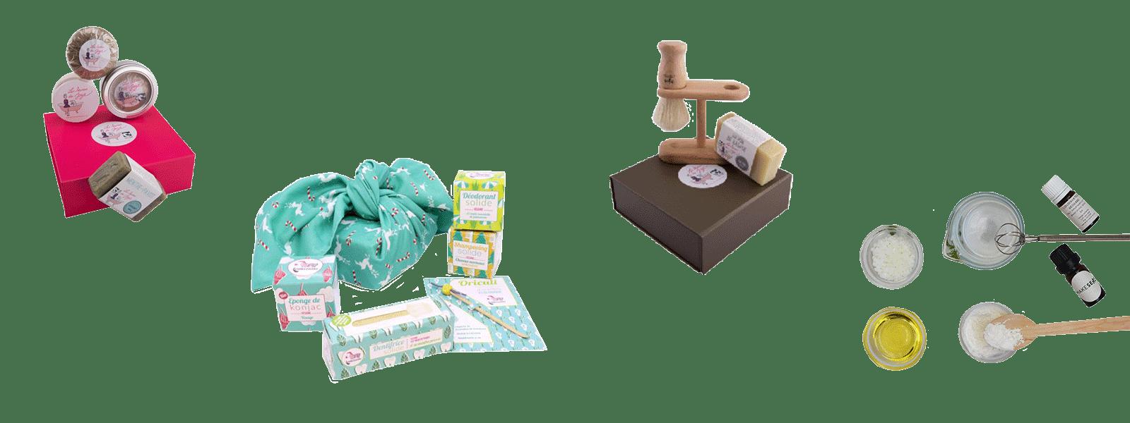 idées cadeaux zéro déchets soins