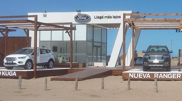 Ford Espacio Pinamar