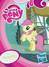 My Little Pony Wave 2 Fluttershy Blind Bag Card