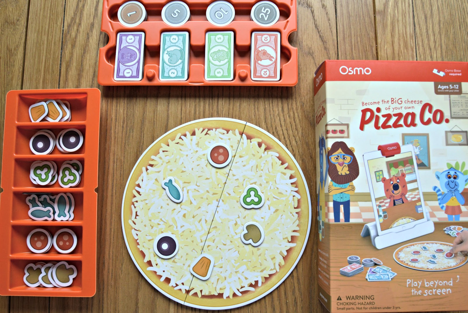 osmo pizza co game