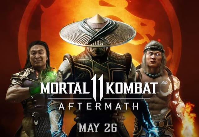 Aftermath Story And Character DLC out on may 26 image.