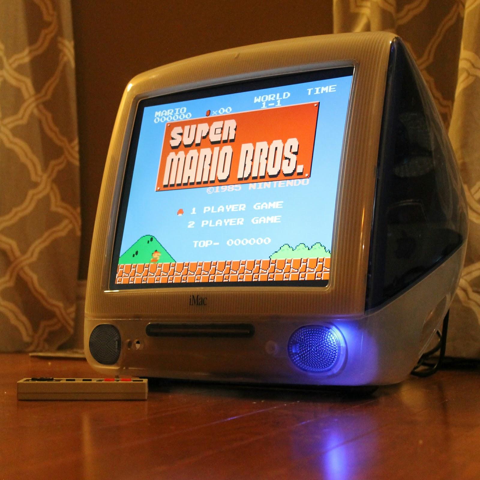 Imac G3 Retropie Mod Part 2 Retropie Arcade