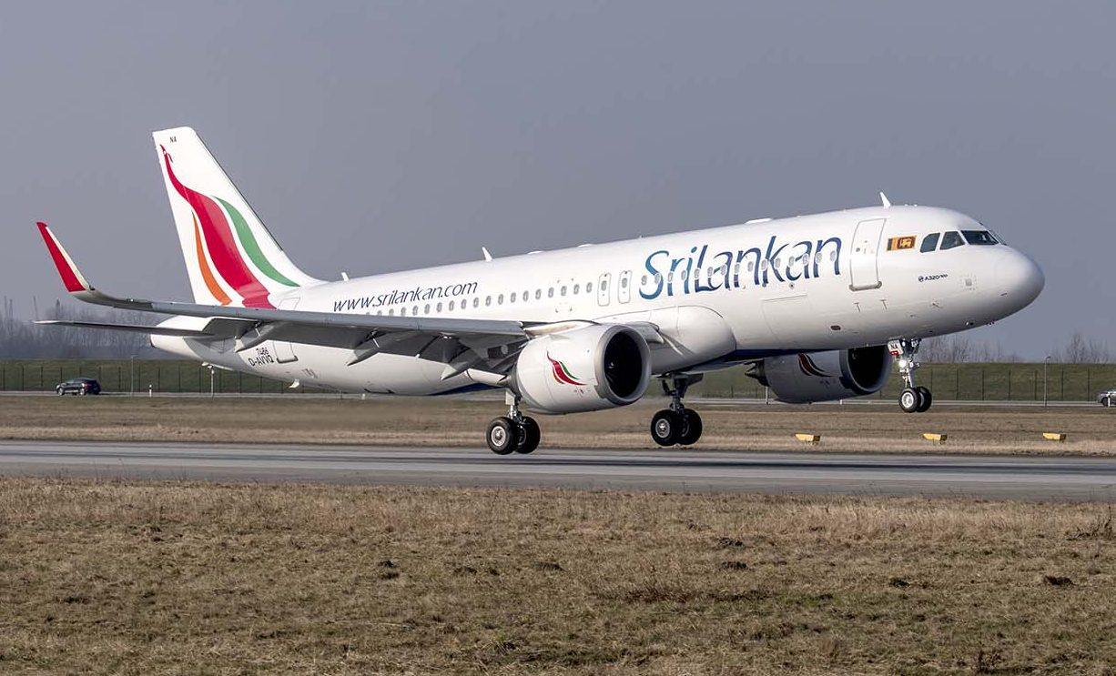 SriLankan Airlines flight makes u-turn following technical failure