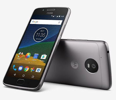 Moto G5 with 1080p Display, Android 7.0 Launched in India for Rs.11999