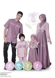 baju gamis lebaran 2019