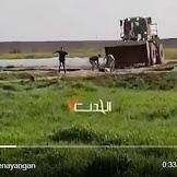 Detik-Detik Tentara Israel Seret Mayat Warga Palestina Pakai Buldoser, Lihat Videonya