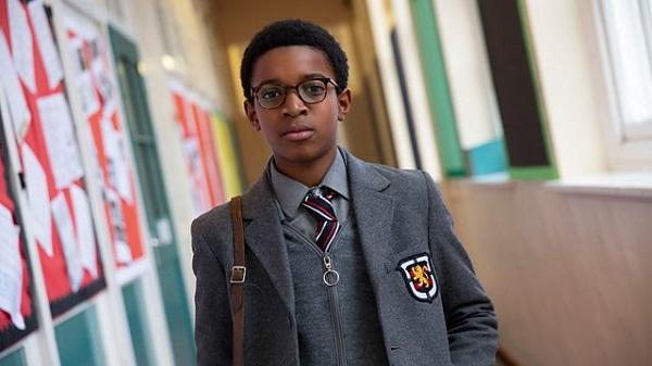 Kenyah Sandy as Kingsley Smith