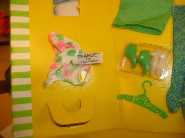 LOL Surprise doll accessories Sleeping BB yellow ruffle trim shorts