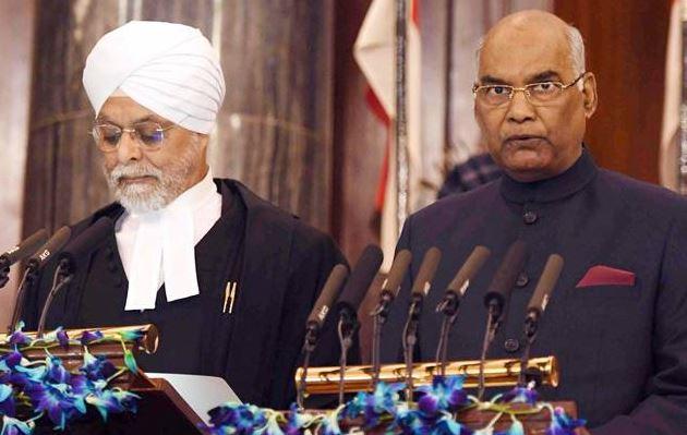 President Ram Nath Kovind's first speech in Parliament: Full Text