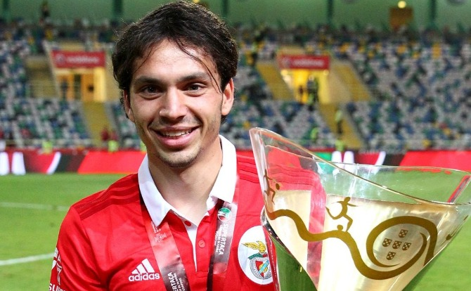 Benfica. Filip Krovinovic