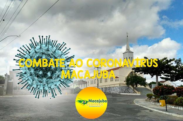 Casos de Coronavírus em Macajuba