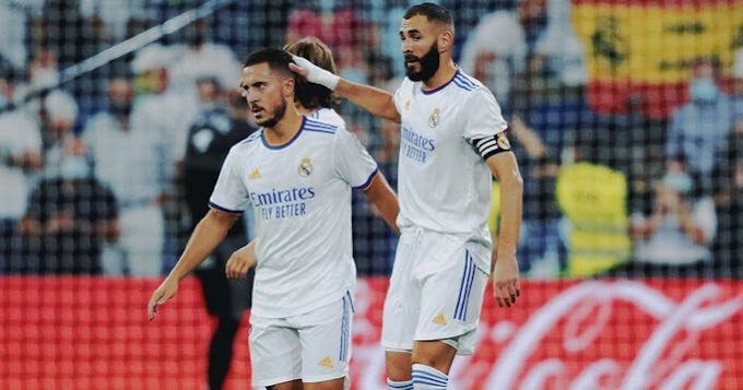 Real Madrid players rating in Celta win with Benzema and Modric 9