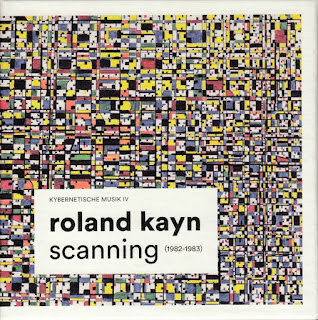 Roland Kayn, Scanning
