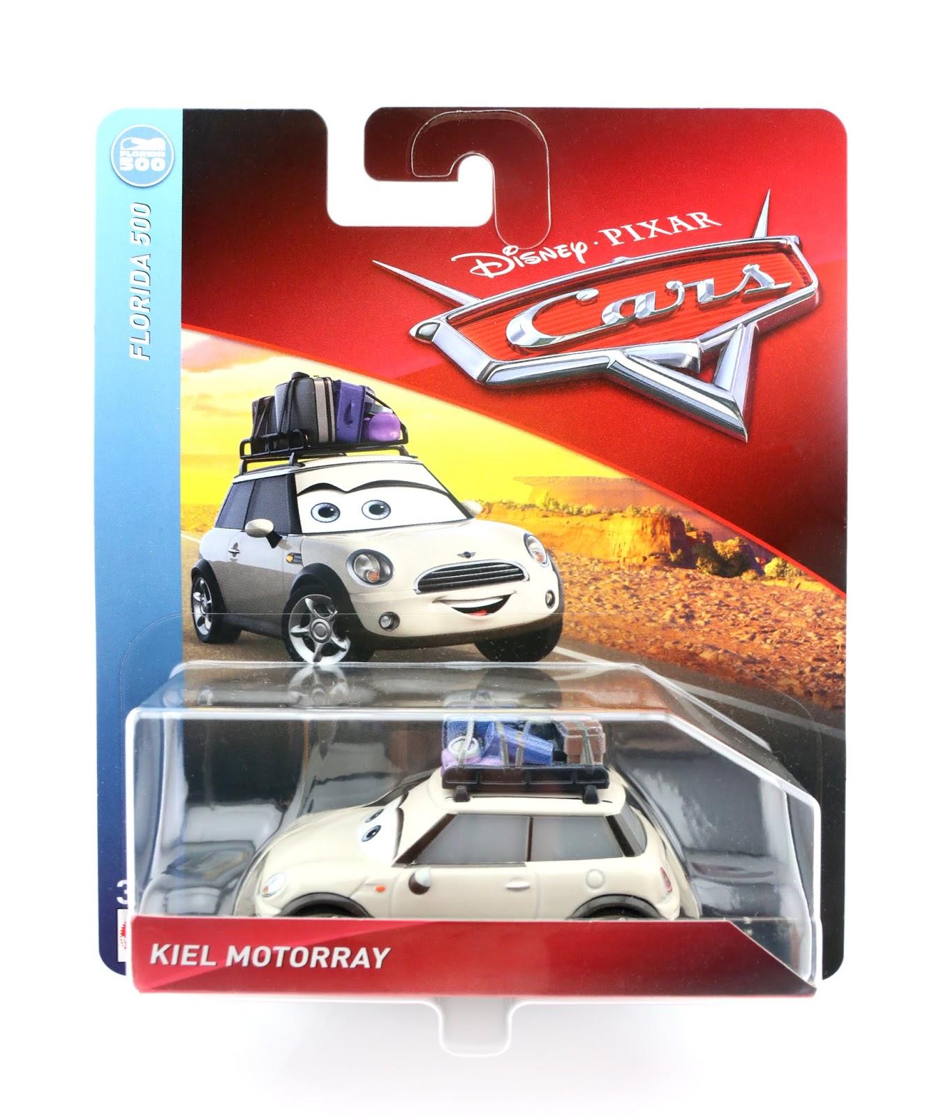 Cars 3 Kiel Motorray