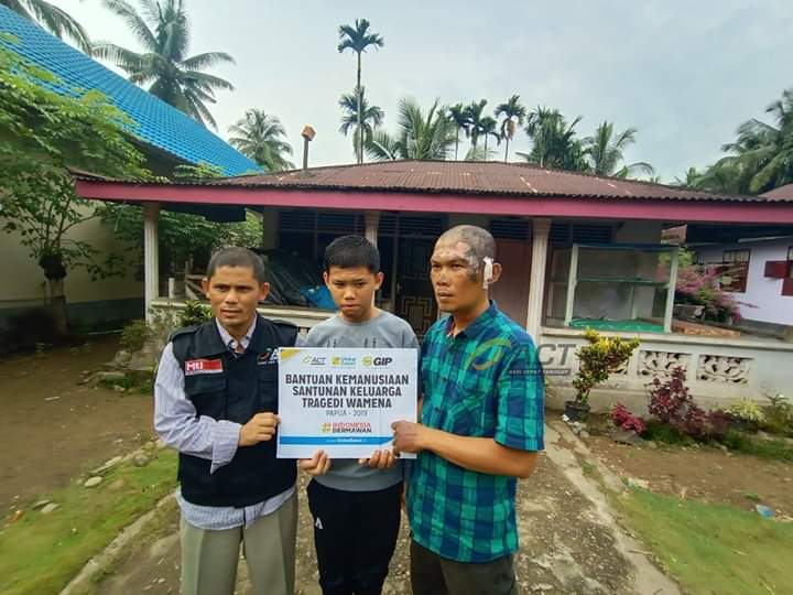 Ibu dan Adiknya Jadi Korban Tragedi Wamena, Giyan: Aku Mau Jadi Ustadz