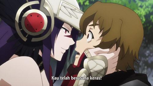 Grancrest Senki Episode 02 Subtitle Indonesia