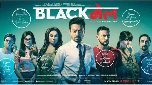 Blackmail (2018) Hindi Movie 720p BluRay Download