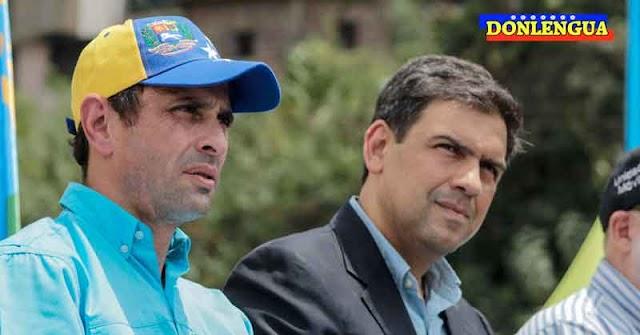 FRAUDE | Carlos Ocariz y Capriles pretenden iniciar proceso de legitimación de la oposición