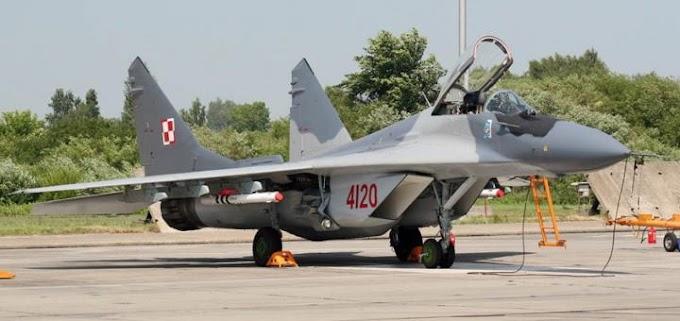 Украина лишила Польшу ВВС