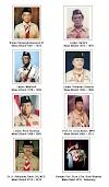 Siapa Nama-nama Ketua Kwartir Nasional Gerakan Pramuka dari masa ke masa ?