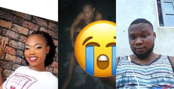 Lady stabs boyfriend to death after she blamed him of cheating on her