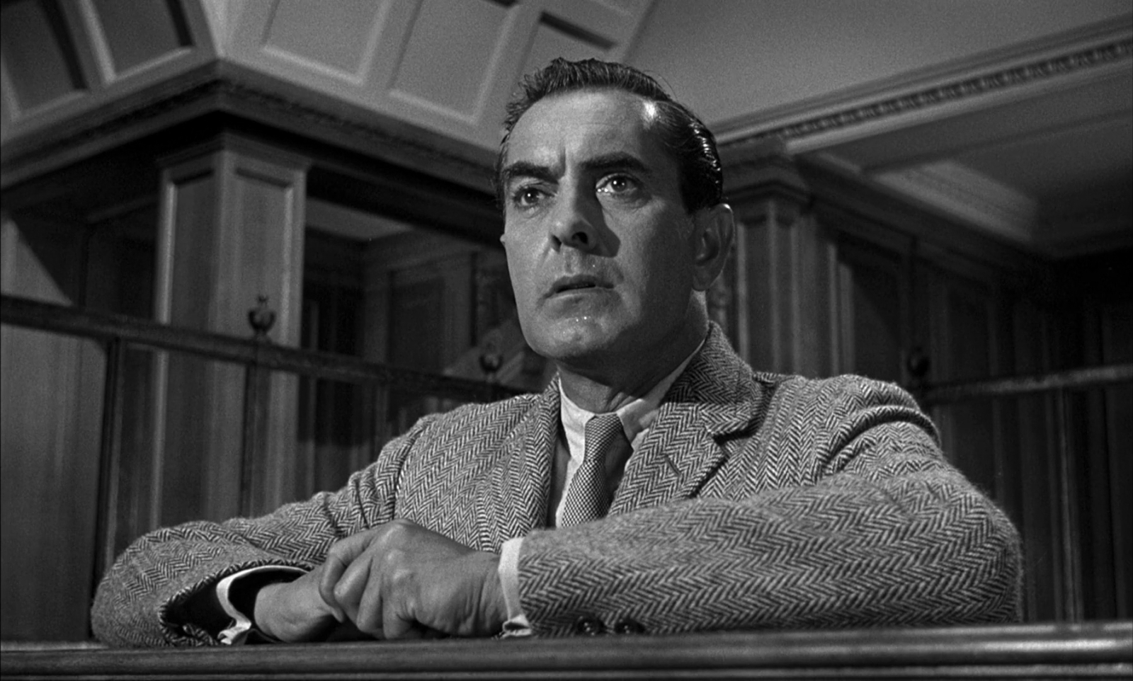 Movie Review: Witness For The Prosecution (1957) | The Ace Black Movie Blog