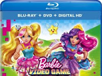 Download Film Barbie Video Game Hero (2017) Full Movie BluRay