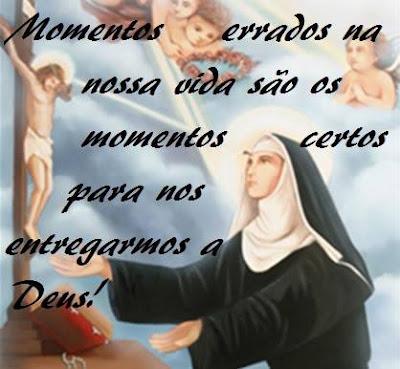 Orando Com Santa Rita De Cássia Advogada Dos Impossíveis Pela Saúde