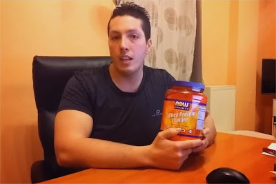 Unboxing eVitamins - Now Foods Whey Protein Isolate Cookies & Cream