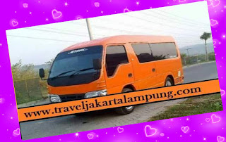 Travel Rawamangun Cempaka Putih Ke Bandar Lampung