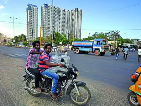 Chennai: No water, work from home, IT firms tell staff, Chennai, News, Technology, Drinking Water, Government-employees, Rain, Business, National