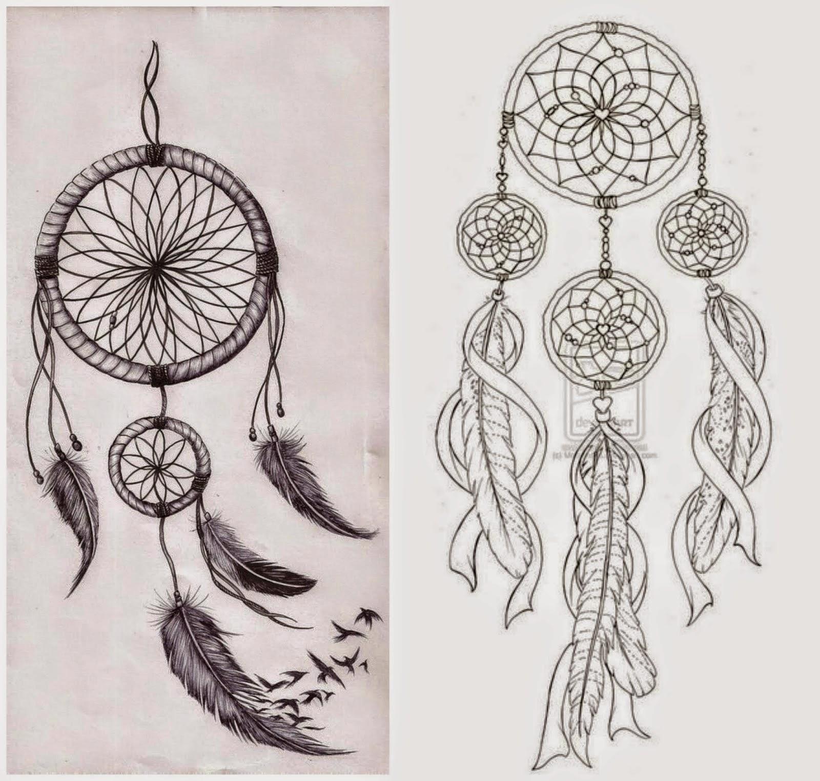 Desenhos De Apanhadores De Sonhos