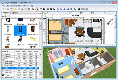 Scarica programmi gratis programma arredamento 3d gratis for Programma 3d casa