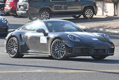 2020 Porsche 911 Turbo S Review, Specs, Price