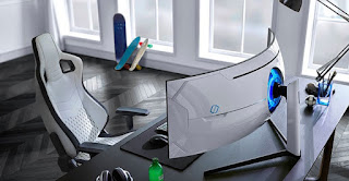 أفضل شاشة للألعاب منحنية شاشة أوديسي جي9 Samsung Odyssey G9