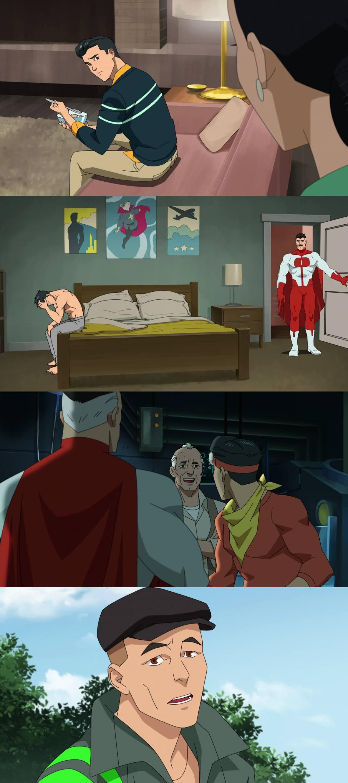 Invincible (2021) Temporada 1 HD 720p Latino