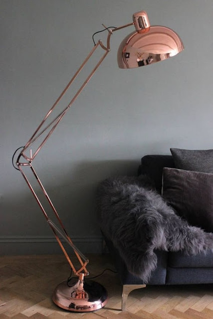 Copper, a Trend Very Industrial Lamps 3