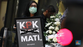 Novel Baswedan: Tanpa Perppu, KPK akan Sulit Berantas Korupsi