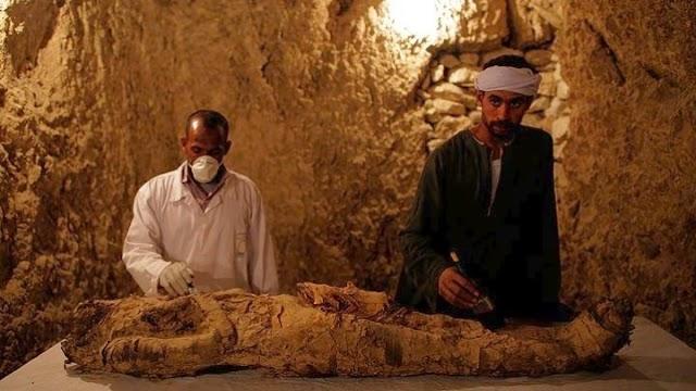 Αιγυπτιακή μούμια μιλά ξανά μετά από 3.000 χρόνια