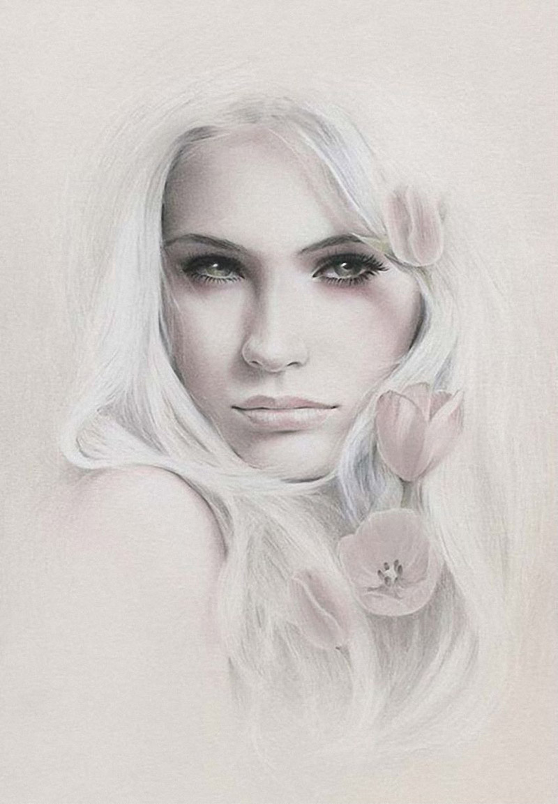 Bec Winnel Fashion Illustrator Tutt Art Pittura