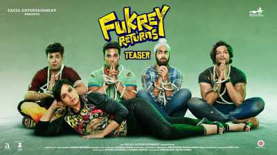 Fukrey Returns 2017 300MB Movies Free MKV P-DVDRip