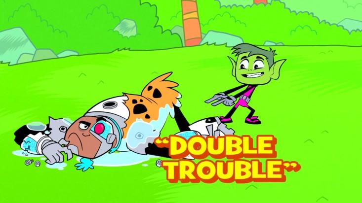 Teen Titans Go - Tamil - Araloosu Cartoon-4913