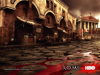 Сериал Рим - Stone Forest