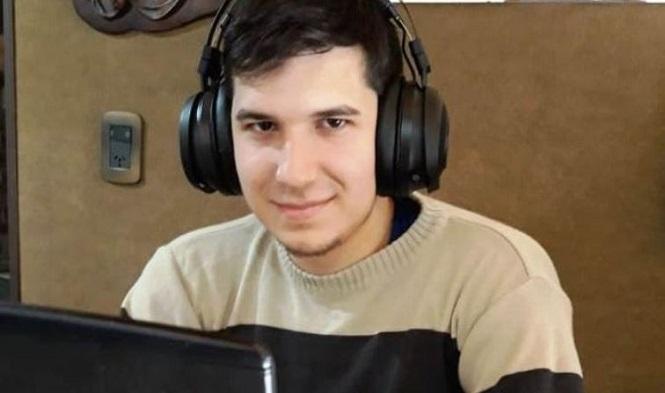 Un joven sanrafaelino es parte del staff del gigante tecnológico de videojuegos Etermax