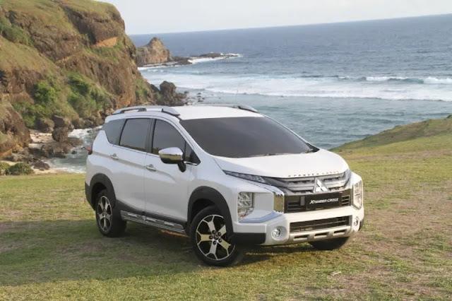 Rekomendasi mobil untuk perjalanan jauh - Mitsubishi Xpander Cross