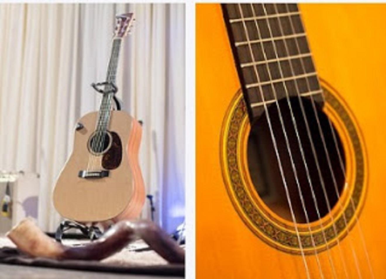 pemula sebaiknya gitar klasik atau akustik