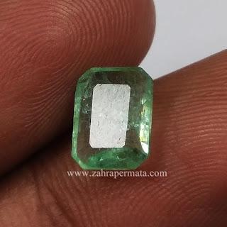 Batu Permata Zamrud Colombia - ZP 1167