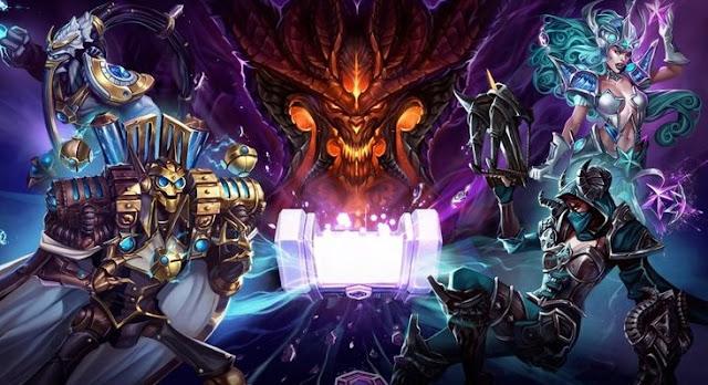 Game Online Seru PC